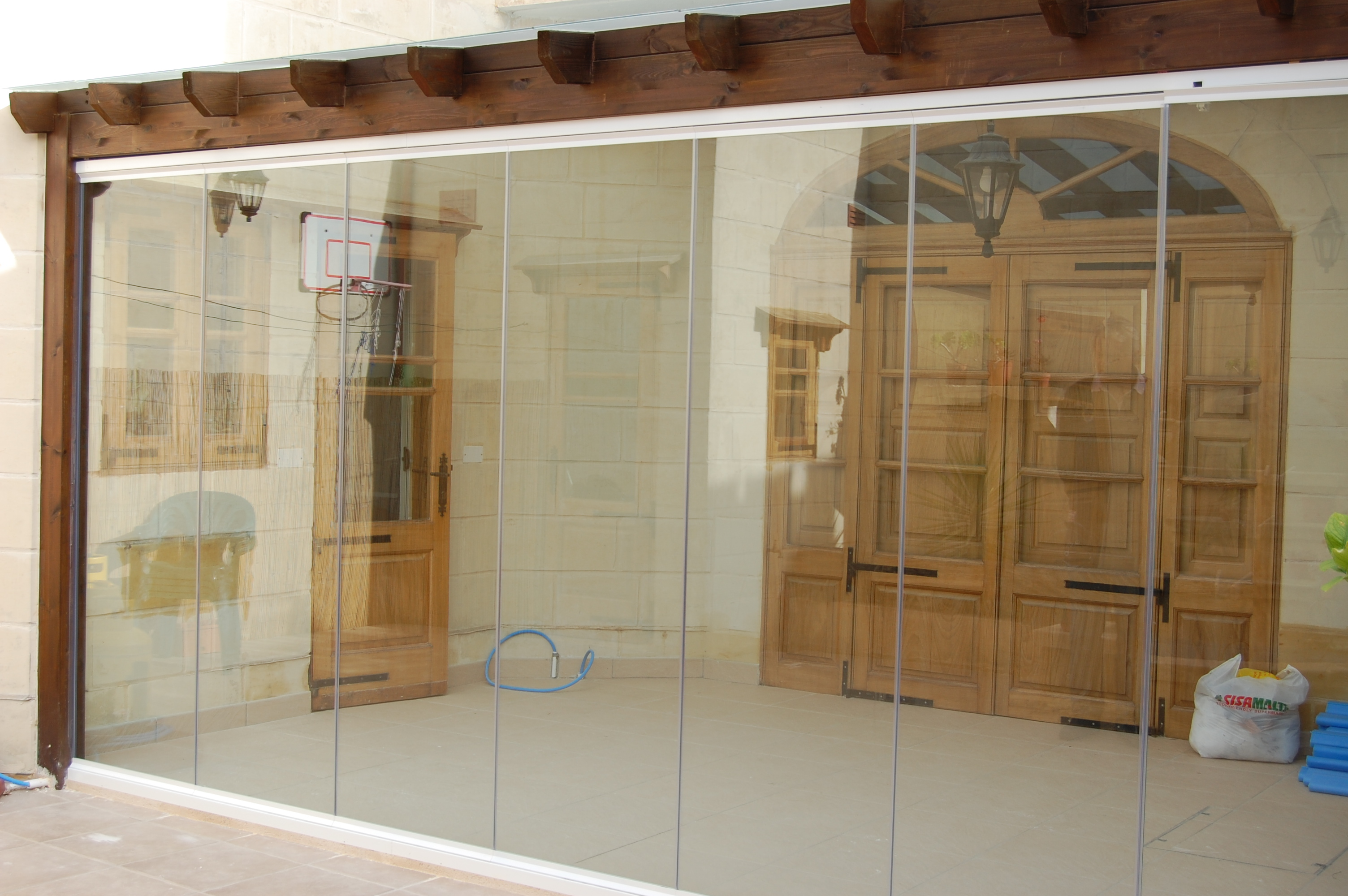 Glass bifold doors - Gallery